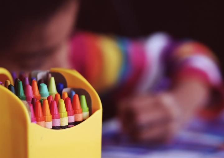 The Best Way to Help Your Preschooler, Kindergartener, or First Grader Adjust toHomeschooling